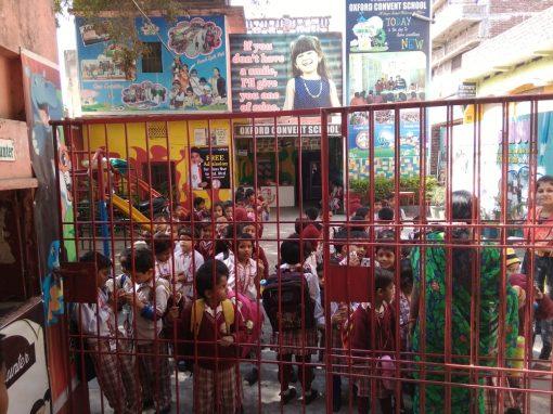 Project # BR 22-oxford convent school, gaurakshani, sasaram, rohtas