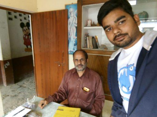 Project V 35-shila sarswati sikshan sansthan, churamanpur, varanasi