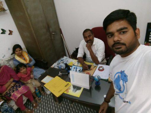 Project # V 38-Indian English school, tulsi nagar, kandwa, varanasi
